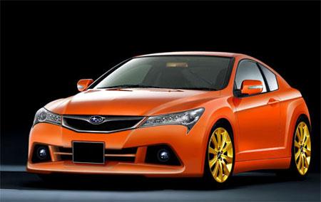Subaru/Toyota RWD