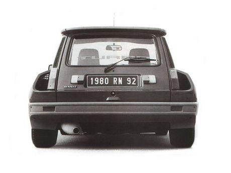 """R-5 Turbo """"Culo Gordo"""""""
