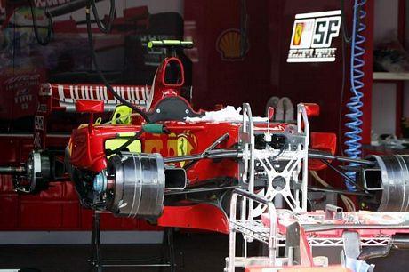 Trabajando en Ferrari
