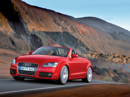 Audi TT 1.8 TFSI 160 CV