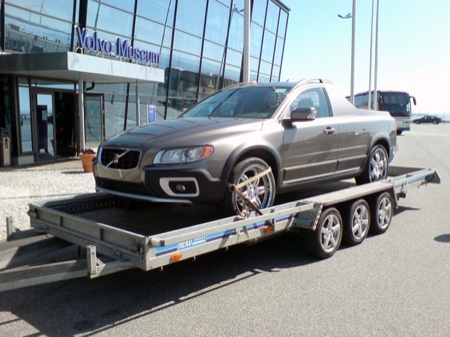 Volvo XC70 pick-up