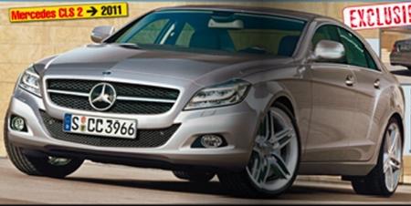 Mercedes CLS híbrido