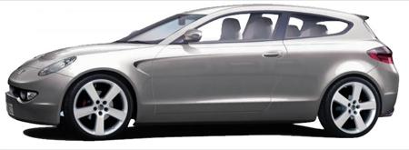Porsche-Golf