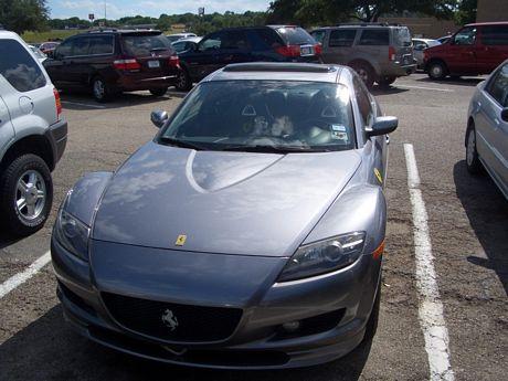 Mazda-Ferrari
