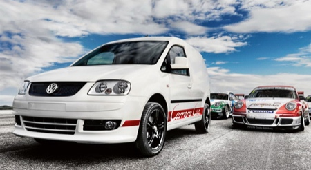 Volkswagen Caddy Carrera Cup Edition 2.0 TDI R