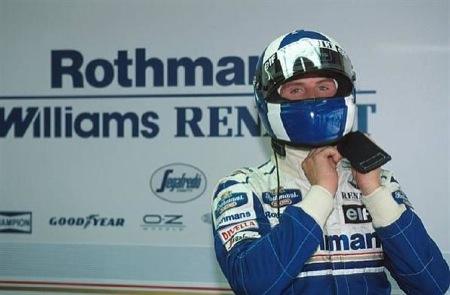 Coulthard, en 1994