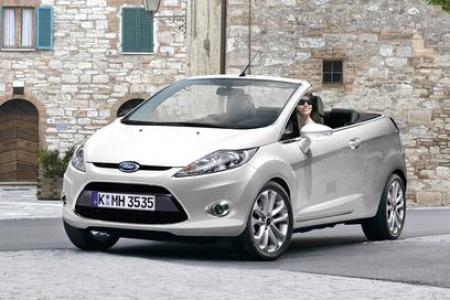 Ford Fiesta Cabrio