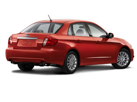 Subaru Impreza Acrópolis