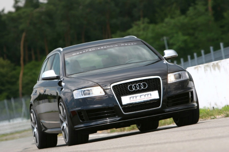 Audi RS6 Avant por MTM