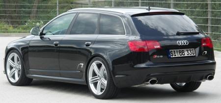 Audi RS6 B&B: 715 caballos nunca vistos