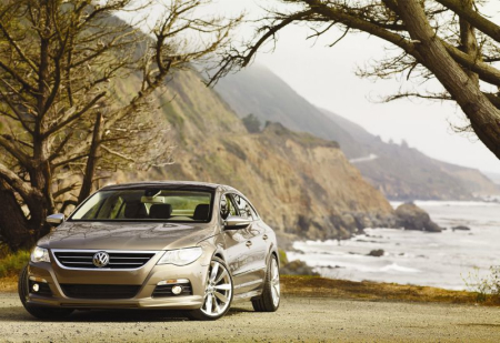 Volkswagen Passat CC Gold Coast