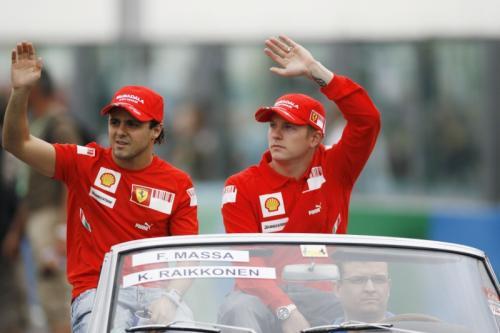 Felipe y Kimi