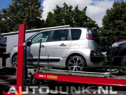 Citroën C3 Picasso, al descubierto en unas fotos espía