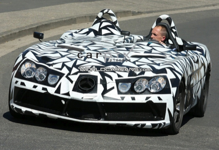 Mercedes SLR Speedster