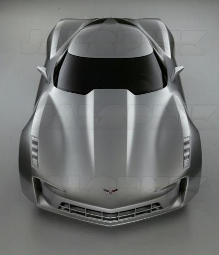 Corvette Centennial Concept