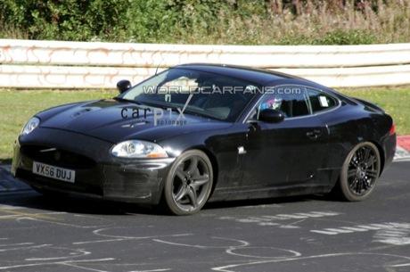 Jaguar XK híbrido