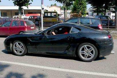 Ferrari 599 Barchetta