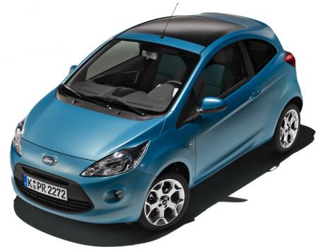 El Ford Ka no podría tener sucesor