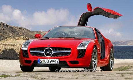 Mercedes SLG Gullwing