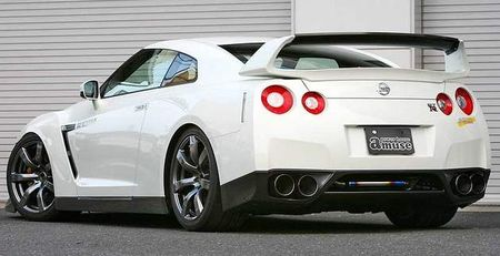 Nissan GT-R por Amuse
