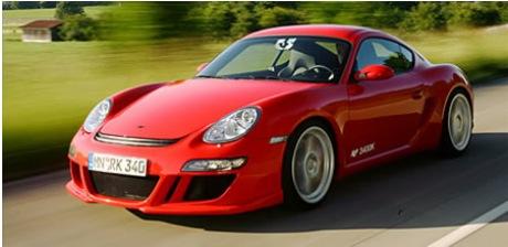 RUF Porsche Cayman