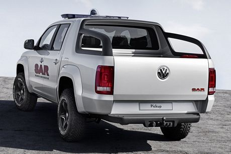 Volkswagen Concept pick-up, antesala del Taro