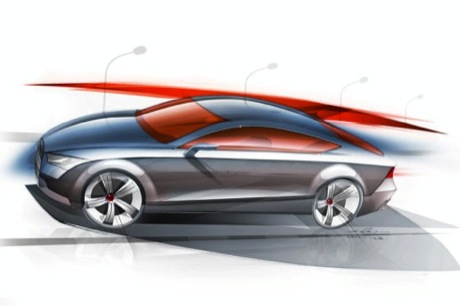 Sorpresa para Detroit: Audi A7 Concept