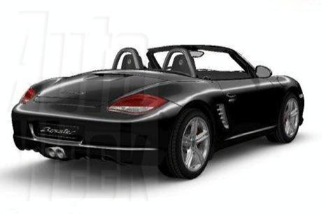 Porsche Boxster lavado de cara