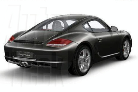 Porsche Cayman lavado de cara