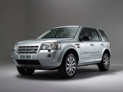 Land Rover Freelander TD4_e Stop/Start