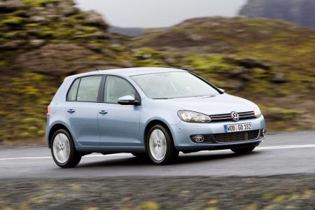 Volkswagen Golf: Coche del año en el mundo 2009 compactos