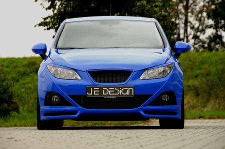 SEAT Ibiza SC por JE Design