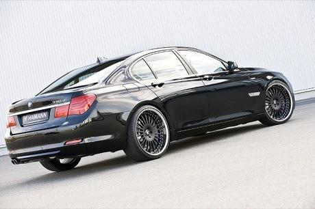 BMW Serie 7 Hamman