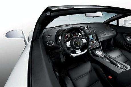 Lamborghini Gallardo LP560-4 Spider