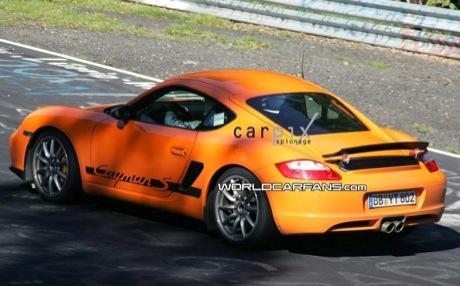 Porsche Cayman Clubsport