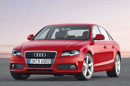 a41 La próxima generación del Audi A4 reducirá su peso 150 kg