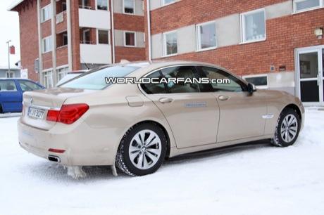 BMW Serie 7 h