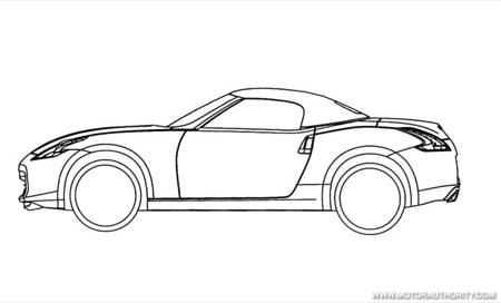 Nissan 370z Roadster Filtrado