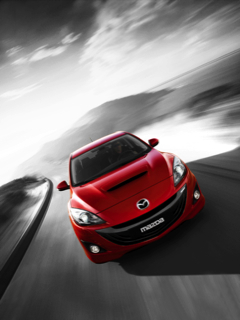 Mazda3 MPS MME