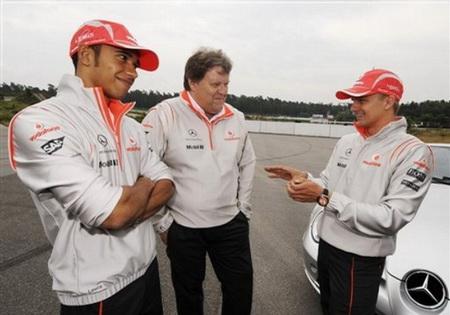 Germany Auto Racing F1 GP