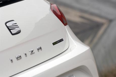 España:  SEAT Ibiza SC Ecomotive seat