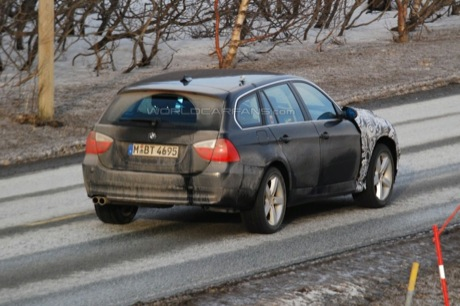 BMW Serie 3 Touring Allroad