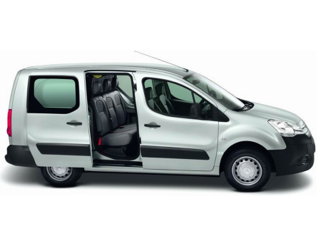España: Citroën Berlingo Combi Mixto Largo citroen