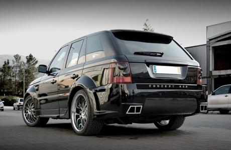 Range Rover Sport Platinum R