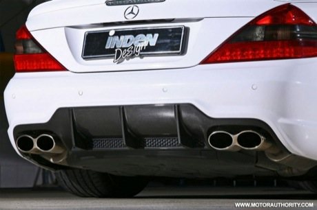Mercedes Sl65 Inden Design