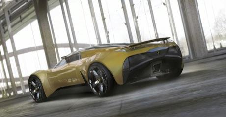 Lamborghini Insecta