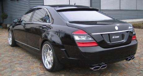 Mercedes Clase S FAB Design