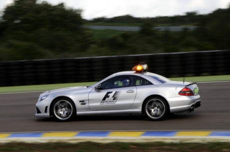 SL 63 AMG - Official F-1 Safety car