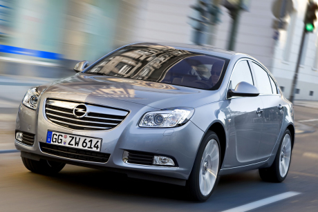 España:  Precio del Opel Insignia EcoFLEX berlinas sedanes
