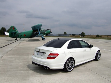 Mercedes C63 AMG Avus Performance